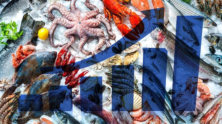 Seafood sales