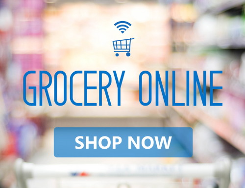 Online Grocery Shopping Goes Off the Charts