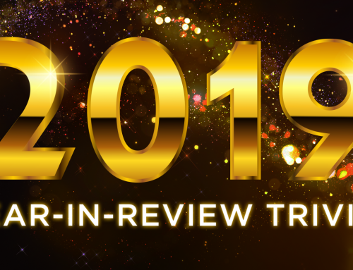 2019 Year-In-Review Trivia