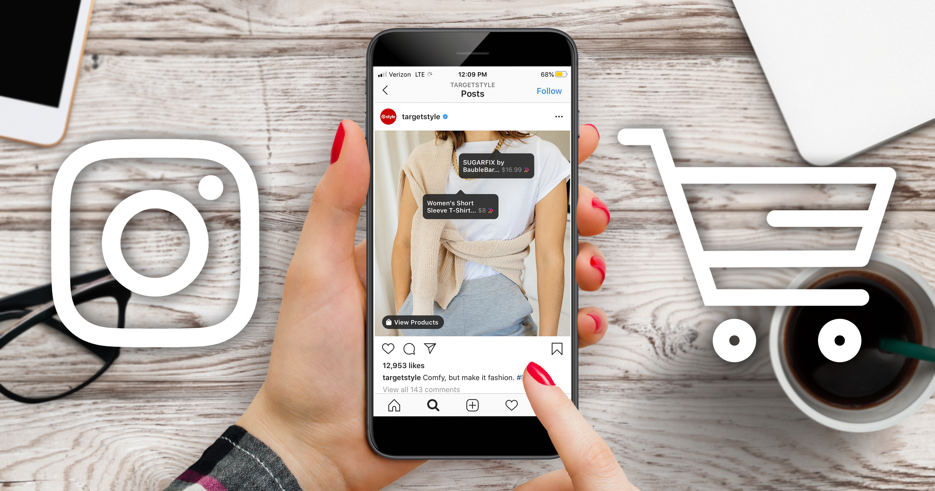 Taking Experiential Retail from In-Store to Instagram
